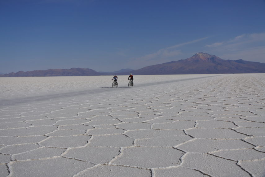 "From the Quebrada de Humahuaca to the Lake Titicaca, crossing ""planet""Uyuni. (Argentina-Bolivia)"