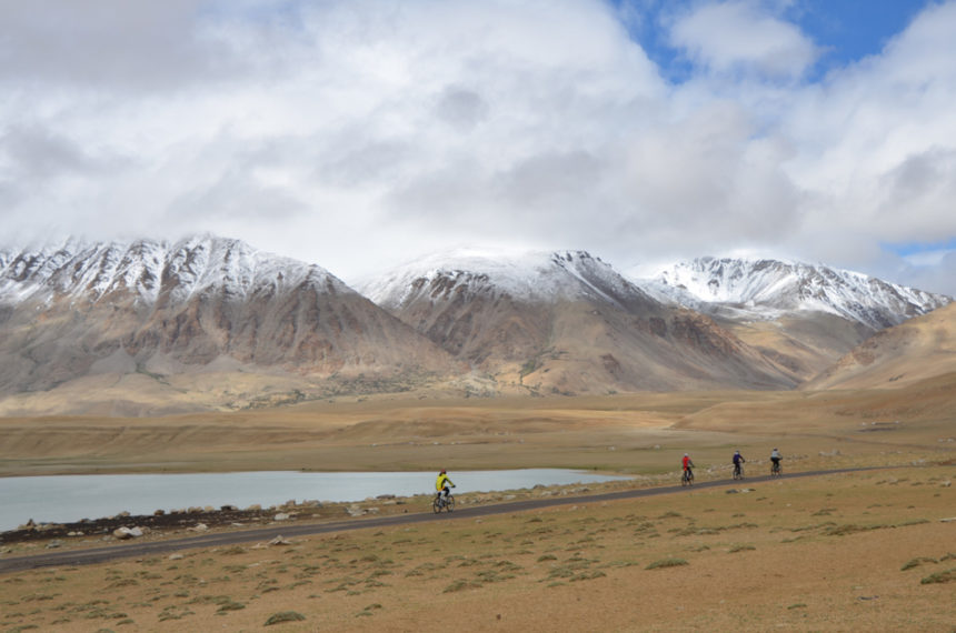 "Ladakh: Northern India Himalaya or ""Little Tibet""- Bicycle trip"