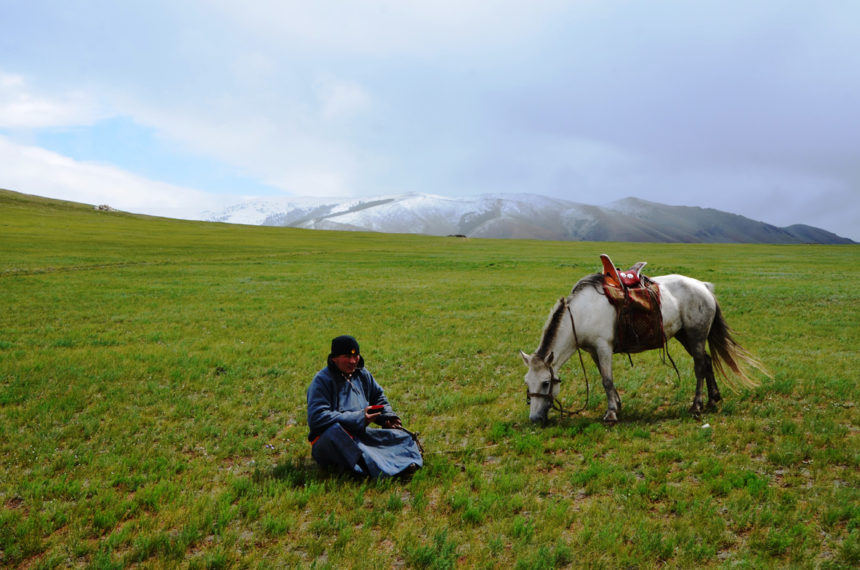 Mongolia by bike: Following the traces of Genghis Khan