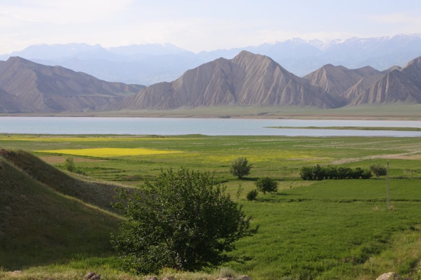 Kyrgyzstan by bicycle