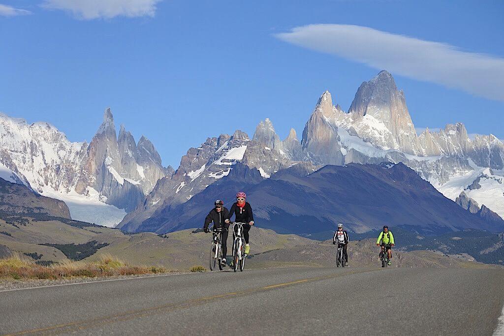 Patagonia (Noviembre-Febrero): Propuestas de diferente dificultad.