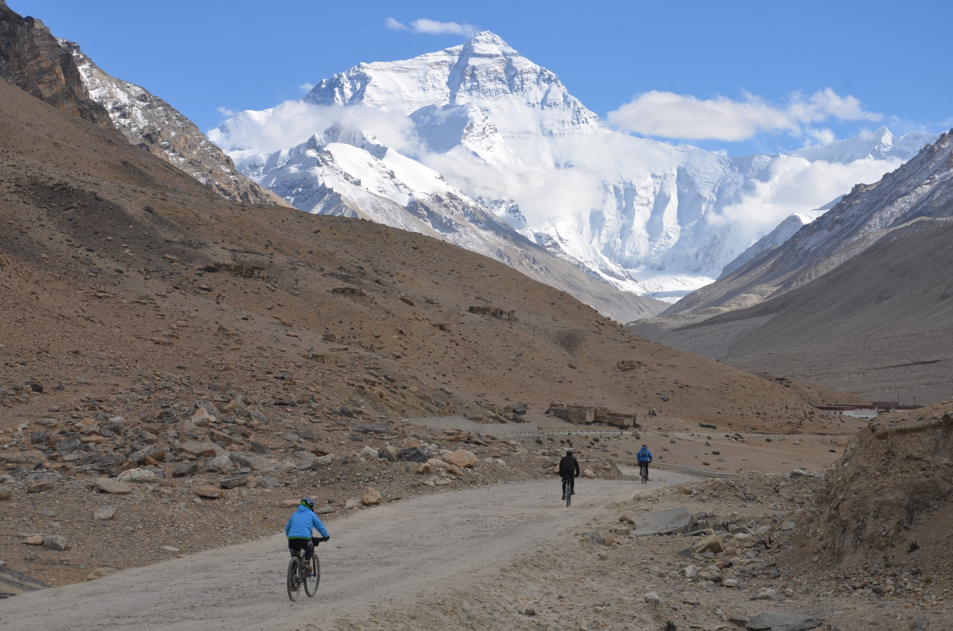 Great Himalayan Journey: from Srinagar to Lhasa (India, Nepal, Tibet)