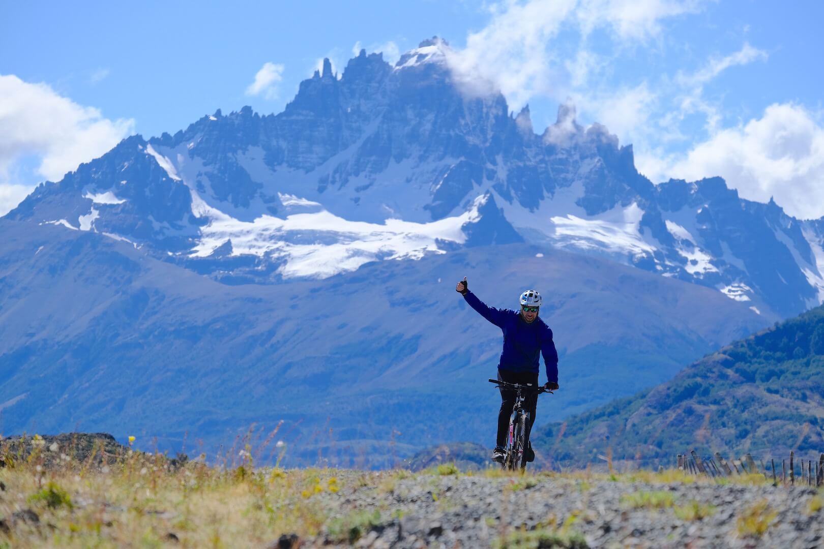 Traversata longitudinale della Patagonia.
