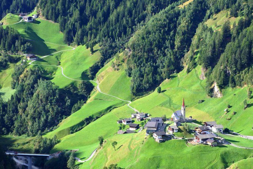 Longitudinal crossing of the Alps is CONFIRMED!