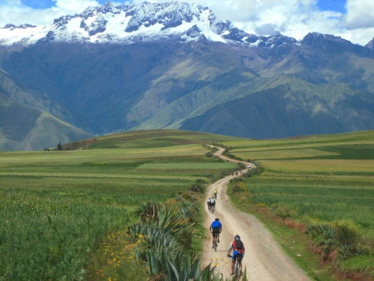 Next trips around the Andes
