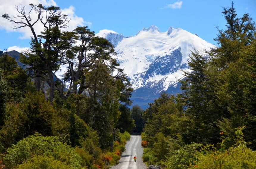 Breathtaking bicycle routes in Patagonia
