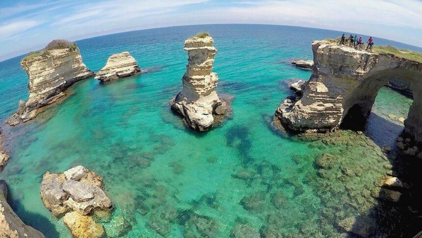 Puglia, valle d'Itria e Salento